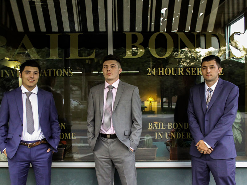 Carter, Cole, Alec - Licensed Bail Bond Agent - Greeley
