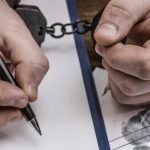 booking defendant bail